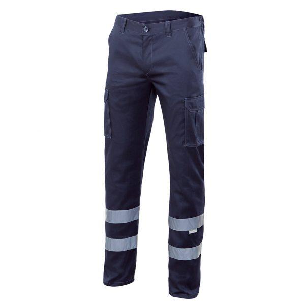 Pantalon Cintas Av 103014s Stretch Uniwork Uniformes